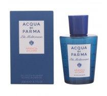 Atjaunojoša Dušas Želeja Blu Mediterraneo Arancia Di Capri Acqua Di Parma (200 ml) | S0549824