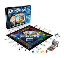 Spēlētāji Monopoly Electronic Banking Hasbro (ES) | S2408365