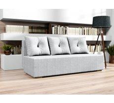 Dīvāns Oslo Dīvāna tips: taisni dīvāni, Platums: 195 cm, Dziļums: 70 cm, Augstums: 85 cm, Sēdvietas augstums: 39 cm, Sēdvietas dziļums: 72 cm, Guļamvietas garums: 195 cm, Guļamvietas platums: 120 cm, Pildījums: Bonell atsperes + putas, Ar veļas kasti: 1, izvelkamie: 1, Izvilkšanas mehānisms: Riteņi