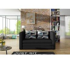 Dīvāns Neva standard Dīvāna tips: taisns dīvāns, Platums: 132 cm, Dziļums: 70 cm, Augstums: 65 cm, Sēdvietas augstums: 31 cm, Sēdvietas dziļums: 67 cm, Guļamvietas garums: 210 cm, Guļamvietas platums: 110 cm, Pildījums: Putas (porolons), Apdare: audums, izvelkamie: 1, Auduma numurs: Sawana 14/ Lima 75, Krāsa: melns