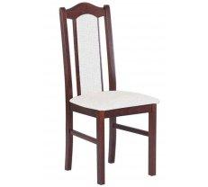 Krēsls Boss 2 Platums: 43 cm, Dziļums: 40 cm, Augstums: 97 cm, Sēdvietas augstums: 48 cm, Materiāls: dabīgs koks (dižskābardis), Krāsa: no palitras