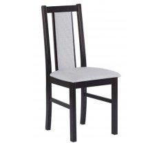 Krēsls Boss 14 Platums: 43 cm, Dziļums: 40 cm, Augstums: 96 cm, Sēdvietas augstums: 45 cm, Materiāls: dabīgs koks (dižskābardis), Krāsa: no palitras