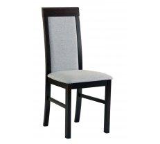 Krēsls Nilo 6 Platums: 43 cm, Dziļums: 40 cm, Augstums: 96 cm, Sēdvietas augstums: 48 cm, Materiāls: dabīgs koks (dižskābardis), Krāsa: no palitras