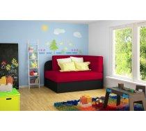 Dīvāns Rosa standard Platums: 104 cm, Dīvāna tips: taisni dīvāni, Augstums: 60 cm, Sēdvietas augstums: 28 cm, Sēdvietas dziļums: 63 cm, Guļamvietas garums: 166 cm, Guļamvietas platums: 73 cm, Pildījums: Putas (porolons), Apdare: audums, Dziļums: 75 cm, Ar