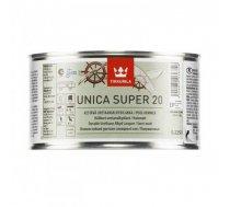 Tikkurila UNICA SUPER 20 0.225L Uretānalkīda laka pusmatēta