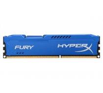 Memory Kingston HyperX FURY HX316C10F/4 (DDR3 DIMM; 1 x 4 GB; 1600 MHz; 10)