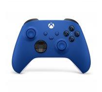 Microsoft Xbox Wireless Controller Blue Bluetooth/USB Gamepad Analogue / Digital Xbox One, Xbox One S, Xbox One X