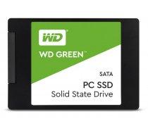 Drive WD Green WDS240G2G0A (240 GB ; 2.5 Inch; SATA III)