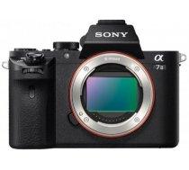 Sony a7 II E-mount pilna kadra fotokamera | ILCE-7M2B | ILCE7M2B.CEC | 4548736001701
