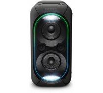 Sony EXTRA BASS Bezvadu Akustiskā sistēma GTK-XB60/B | GTKXB60B.CEL | 4548736055025