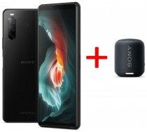 Sony Mobilais telefons Sony Xperia 10 II (Melns)   Xperia 10 II/B   XQAU52B.EEAC1   7311271701019