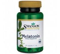 Swanson Melatonin 1 mg 120 caps