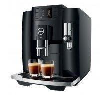 Jura kafijas automāts, E8 Piano Black (EB)