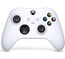 Microsoft Xbox Wireless Controller White Gamepad Xbox Series S,Xbox Series X,Xbox One,Xbox One S,Xbo