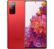 Samsung Galaxy S20 4G SM-G780 6 / 128GB Red Fan Edition viedtālrunis SM-G780GZRDEUE