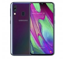 MOBILE PHONE GALAXY A40/BLACK SM-A405FZKDROM SAMSUNG SM-A405FZKDROM