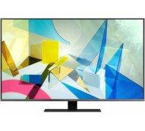 """TV Set SAMSUNG 75"""" 4K/Smart QLED 3840x2160 Wireless LAN Bluetooth Tizen Black / Silver QE75Q80T QE75Q80TATXXH"""