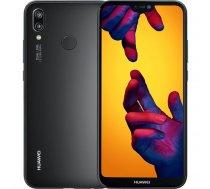 Huawei P20 lite Dual Sim 64GB midnight black DE 51092FTN
