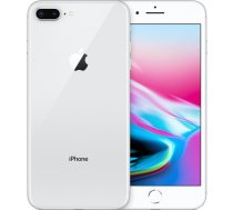 "Apple iPhone 8 Plus 14 cm (5.5"") 64 GB Single SIM Silver Refurbished Remade/Refurbished RM-IP8P-64/SR"