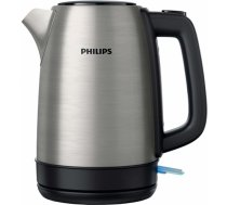 Philips Daily Collection HD9350/91 electric kettle 1.7 L 2200 W Black, Stainless steel HD9350/91