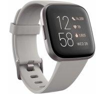 Fitbit Versa 2 Stone Mist Grey Aluminium FB507GYSR