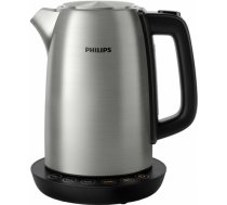 Philips Avance Collection HD9359/90 electric kettle 1.7 L 2200 W Black, Metallic HD9359/90