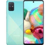 Samsung Galaxy A71 128GB Dual SIM zils viedtālrunis (SM-A715FZB) SM-A715FZBUXEO