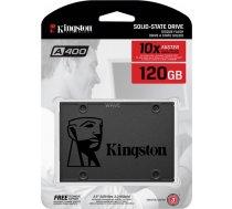 "Kingston Technology A400 2.5"" 120 GB Serial ATA III TLC SA400S37/120G"
