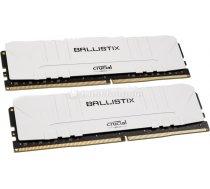 Crucial Ballistix White 32GB 2666MHz CL16 DDR4 KIT OF 2 BL2K16G26C16U4W BL2K16G26C16U4W