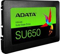 "ADATA Ultimate SU650 2.5"" 240 GB Serial ATA III SLC ASU650SS-240GT-R"