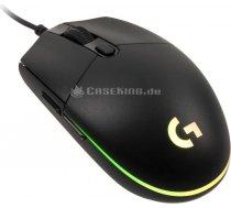 Logitech G G203 LightSync mouse USB Type-A 8000 DPI 910-005796