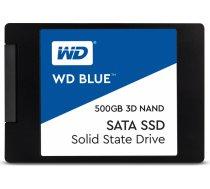 """Western Digital Blue 3D 2.5"""" 500 GB Serial ATA III WDS500G2B0A"""
