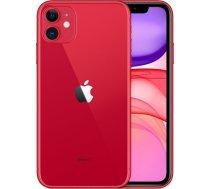 "Apple iPhone 11 15.5 cm (6.1"") 64 GB Dual SIM 4G Red iOS 13 MWLV2ZD/A"