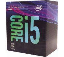 Intel® Core™ i5-8600K 3.6GHz 9MB BOX BX80684I58600K BX80684I58600K