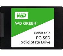 """Western Digital Green 240GB SATAIII 2.5"""" WDS240G2G0A WDS240G2G0A"""
