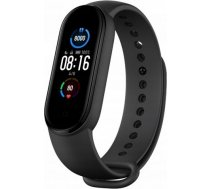 "Xiaomi Mi Band 5 Black AMOLED Wristband activity tracker 2.79 cm (1.1"") XMSH10HM"