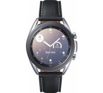 Samsung Galaxy Watch 3 Mystic Silver 41mm LTE melnbrūns viedpulkstenis (SM-R855FZSAEUE) SM-R855FZSAEUE