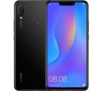 Huawei P Smart Plus 2019 viedtālrunis 64 GB Dual SIM melns (40-39-9101) 40-39-9101
