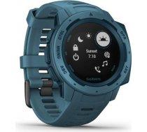 Garmin Instinct GPS, ezera zils / 010-02064-04