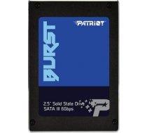 """Patriot SSD 480GB Burst 560/540 MB/s SATA III 2.5"""" / PBU480GS25SSDR"""
