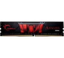 G.skill Memory DDR4 8GB Aegis 3000MHz CL16 / F4-3000C16S-8GISB