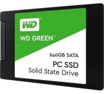 """Western Digital Green SSD 240GB SATA 2,5"""" WDS240G2G0A / WDS240G2G0A"""