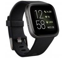 Fitbit Versa 2 black/carbon / 40-41-4069