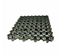 Zāliena režģis (39x500x500 mm) zaļš