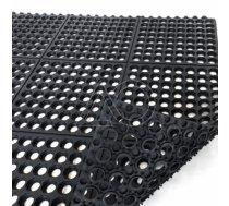 Gumijas paklājiņš, savienojams (12x914x914 mm)