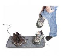 Elektriskais paklājiņš apavu žāvēšanai (300x600 mm), pelēks