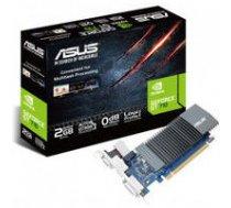 Asus GeForce GT 710 2GB GDDR5 (GT710-SL-2GD5-BRK) | 90YV0AL3-M0NA00  | 4712900744118