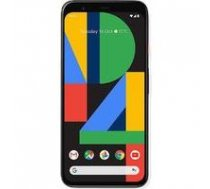 Google Pixel 4 64GB clearly white (G020M)   T-MLX39562    0842776115492