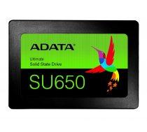 "SSD ADATA Ultimate SU650 960 GB 2.5"" SATA III (ASU650SS-960GT-R) | ASU650SS-960GT-R  | 4713218461186"