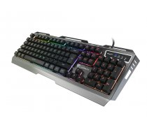 GENESIS Rhod 420 RGB keyboard USB US Intertiol Black   NKG-1234    5901969412031